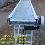 600带宽链板输送机 耐高温链板输送机定制厂家 y8