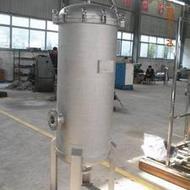 焦炉煤气过滤器  煤气除焦油过滤器