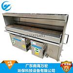 广东万宏环保供应无烟烧烤车设备 厨房油烟净化器 废气处理净化