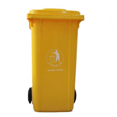 C240L塑料环卫垃圾桶生产厂家,高品质_厂家促销