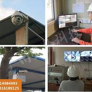 施工工地现场视频监控 工地可视化远程监管设备安装
