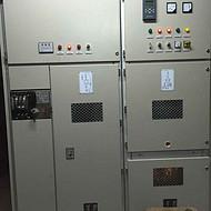 空压机配套使用高压开关柜  腾辉电气售出使用图