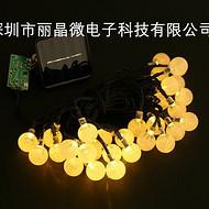 定时LED灯串芯片