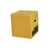 台湾进口牛卡黄卡纸箱