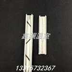低价贩卖 温室大棚卡槽卡簧  压膜卡槽 卡槽燕尾槽厂家