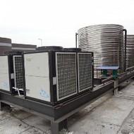 水循环空气能热泵热水器商用宿舍理发店酒店3吨5吨