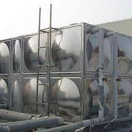 上海供应百汇净源牌不锈钢方形水箱