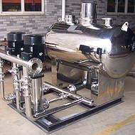 上海供应百汇净源牌WFDT型无负压变频供水机组