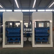 液压振动型砖机  出口马里十二型水泥砖机 街道四通植草砖机