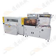 惠州逸林专业生产自动套膜收缩机 饮料捆扎收缩机