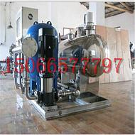 节能高效变频无负压供水设备 高低压变频无负压供水设备 不二之选