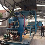 钢管抛丸机厂家,油管内外壁喷砂机价格。