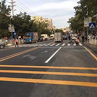 停车场划线 小区划线  深圳市惠路通交通