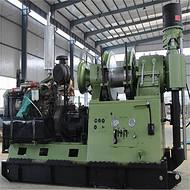 XY-8M转盘式岩心钻机XY-8M型立轴/转盘式钻机