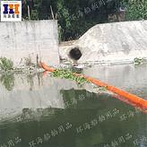 护城河专业拦渣浮筒_浮筒价格