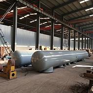 来图加工集水器-分水器 第三方检测 带检测报告