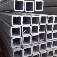 销售小口径薄壁镀锌方管 定做生产大口径厚壁无缝方管 Q345B材质
