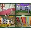 厂家供应幼儿园学校生态木长城板墙裙木塑护墙板环保