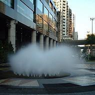 西安水云间环境造雾