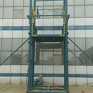 超威SJD室内,外 液压货梯导轨货梯