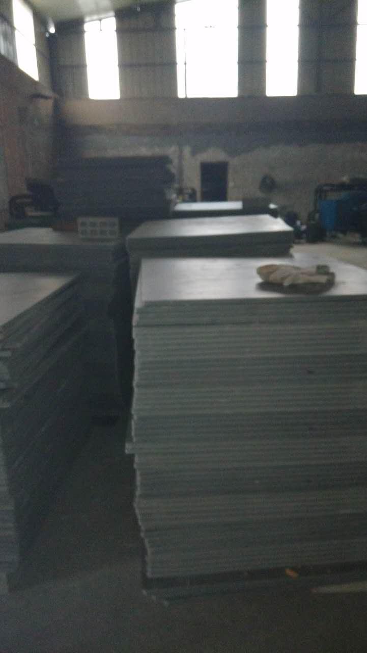 塑料PVC砖机托板