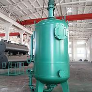 高效纤维束球过滤器 带搅拌机 过滤罐 水处理 杭州洁康