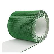 *PVC草坪花纹带防滑爬坡工业皮带防静电耐磨输送带