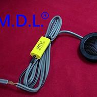 M.D.L.车用喇叭分频电容 4.7uF100V MEF 4R7J100