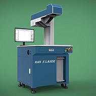 大族激光 BL-400大幅面打标系统 激光打标机 食品打码机 汽车零配件雕刻