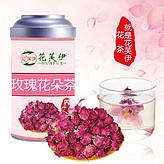 花芙伊玫瑰花朵茶源头货源产地直供精选怀菊花制作