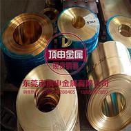 模具用铍镍铜 C17510铍铜带