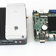 3160准系统工控机桌面云工控主机232串口工控主机