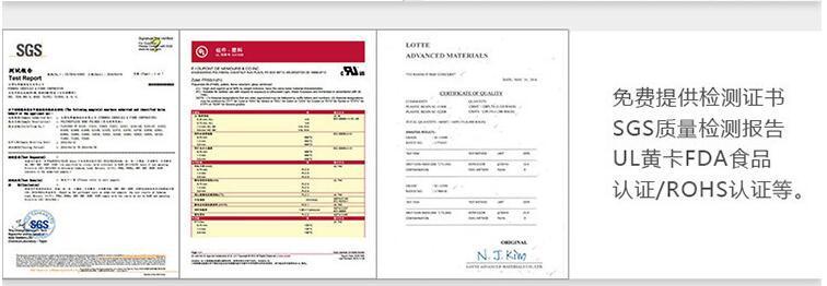 检测证书模板