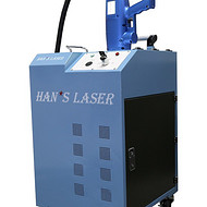 大族激光-新型手持式激光清洗机-*-1年保修期