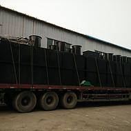 地埋式一体化污水处理设备 一级排放合格达标特批