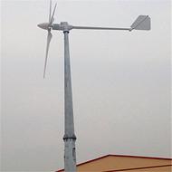 3千瓦低转速风力发电机 家用发电系统