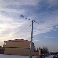 晟成垂直軸風力發電機 3000w 堅固耐用 自動化程度高