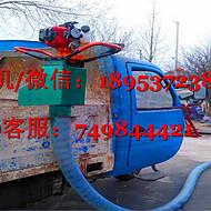 浙江省兰溪市 便捷式车载无轴牛筋软管吸粮机