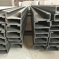 河南超威起重机配件C型钢货梯导轨专用