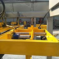 砖机自动上板机规格,自动上板机尺寸