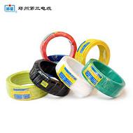 郑州三厂电线商标:郑星,郑州郑星电缆,郑星电线由第三电缆有限公司生产