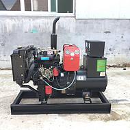 柴油发电机15KW发电机 工厂直销柴油发电机15KW柴油发电机组