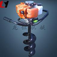 龙钰173水泥杆挖坑机 新品便携式汽油挖坑机 报价