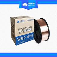大亚威尔特焊丝-气保焊丝ER50-6 送丝流畅 电弧飞溅小 熔深高 焊缝美观