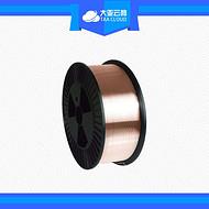 大亚威尔特焊-气保焊丝ER50-6 1.0送丝流畅 电弧飞溅小 熔深高 焊缝美观
