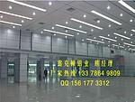 广州烤漆铝板雨棚 2.0-3.0mm景观雨棚铝单板