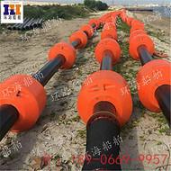 8寸孔径管道浮体_组合式浮筒