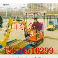 儿童游乐挖掘机生产厂家电动游乐挖掘机公园游乐设备