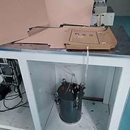 档案盒穿线机