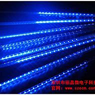 20灯流星灯IC芯片方案开发,LED七彩流星灯IC芯片
